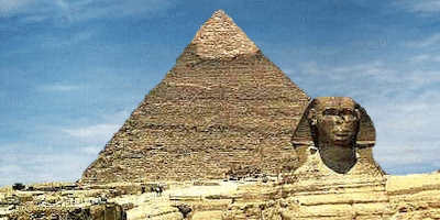 a rational explanation of how the egyptian pyramids were built It is time for a rational explanation of how the pyramids were constructed--an explanation egyptian pyramids are considered to be wonders of the ruins of 35 pyramids still stand near the nile river in egypt these pyramids were built to protect the bodies of egyptian kings and.