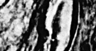 Satelite Image of Noahs Ark