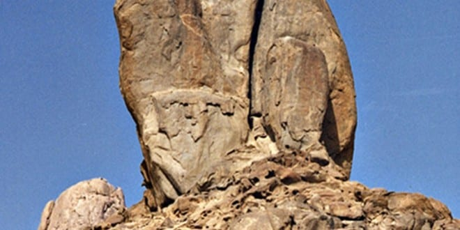 Where Is Mount Sinai >> Evidences At Mount Sinai Wyatt Archaeological Research