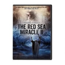 The Red Sea Miracle Part 2 DVD